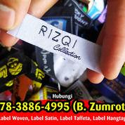 Bikin Label Baju Purwodadi 087838864997 (WA) (29881188) di Kota Yogyakarta
