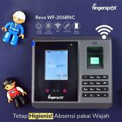 Alat Absensi Revo WF 206 BNC Fingerspot (29881526) di Kota Pagar Alam