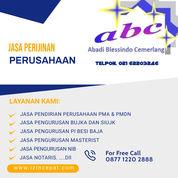 AKTA NOTARIS Pendirian Perusahaan (29885117) di Kota Jakarta Pusat