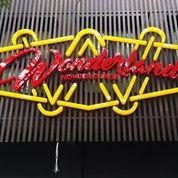 Jasa Pembuatan Huruf Timbul Akrilik Merek Cafe Dan Restoran Serang (29889125) di Kab. Tulang Bawang