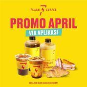 Flash Coffee x Kallula Diskon 20 % Senin dan Kamis !! (29893567) di Kota Jakarta Selatan