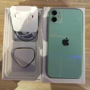 IPhone 11 64gb Bekas Mulus Murah Green (29898616) di Kota Jakarta Selatan