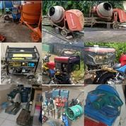 Sewa: Jack Hammer/Dril, Vibrator, Compressor, Travo Las, Blower, Genset, Coring Beton, Molen, Pompa (29898731) di Kab. Gianyar
