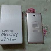 Samsung J7 Prime 3GB ROM 32GB Dual SIM Lengkap (29900678) di Kota Jakarta Utara