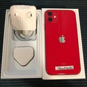 IPhone 11 64gb Bekas Mulus Murah RED (29900930) di Kota Jakarta Selatan