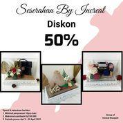 Seserahan by increat Diskon 50 % (29900967) di Kota Jakarta Timur