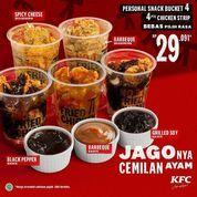 KFC ROXY JEMBER Personal Snack Bucket 4 Mulai dari Rp29.091 aja (29901005) di Kab. Jember