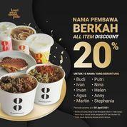 Kopi Anak Monopole Promo April Nama Pembawa Berkah All Item Discount 20 % !! (29901034) di Kota Surabaya