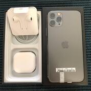 IPhone 11 Pro 64gb Bekas Mulus Murah Matte Space Grey (29901304) di Kota Jakarta Selatan
