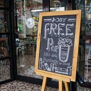 Kuadran Cafe -Get free Pop Corn for any purchase of drink!!! (29901444) di Kota Surabaya