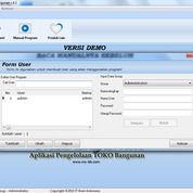 Aplikasi Pengolahan Kasir 2021 (29904253) di Kab. Brebes