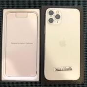 IPhone 11 Pro 64gb Bekas Mulus Murah Matte Silver (29904873) di Kota Jakarta Selatan