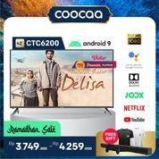 "[SELURUH INDONESIA] TV COOCAA 42"" CTC6200 ANDROID 9 - FHD - GOOGLE ASSISTANT - DOLBY AUDIO - NETFLIX (29906665) di Kota Jakarta Utara"