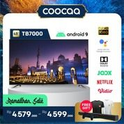 "[SELURUH INDONESIA] TV COOCAA 43"" TB7000 - ANDROID 9 - FHD - GOOGLE ASSISTANT - DOLBY VISION (29906704) di Kota Jakarta Utara"