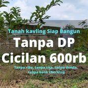 Tanah Siap Bangun Tanpa DP Angsuran Ringan Di Leuwilang Bogor AMZ413P (29907440) di Kota Bogor