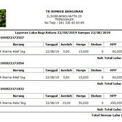 TheBangunan Program Kasir Toko Bangunan Berkualitas (29909901) di Kab. Barito Selatan
