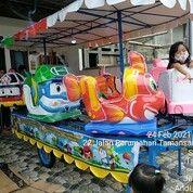 Kereta Mini Panggung Odong Odong Komedi Putar Full Fiber 11 (29911093) di Kab. Musi Rawas