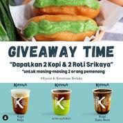 Kopi Kaya Indonesia Giveaway Time (29911467) di Kota Jakarta Pusat