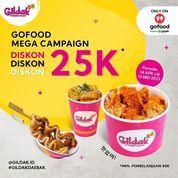 Gildak Diskon 25K !! (29912316) di Kota Jakarta Selatan
