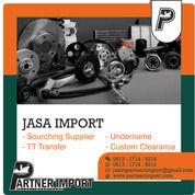 JASA IMPORT BARANG SPAREPART | PARTNERIMPORT.COM (29912336) di Kota Jakarta Timur