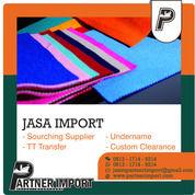 JASA IMPORT TEXTILE | PARTNERIMPORT.COM (29912338) di Kota Jakarta Timur