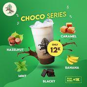 "Teak Tree ""Choco Series"" IDR 12k (+ boba 1k) (29912490) di Kota Surabaya"