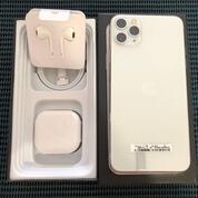 IPhone 11 Pro Max 64gb Bekas Mulus Murah Matte Silver (29912604) di Kota Jakarta Selatan