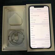 IPhone X 256GB Bekas Mulus Murah Silver (29912819) di Kota Jakarta Selatan