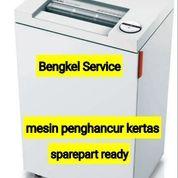 Service Mesin Penghancur Kertas Profesional (29913003) di Kab. Gresik