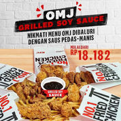 KFC OMF Grilled Soy Sauce (29914687) di Kota Jakarta Selatan