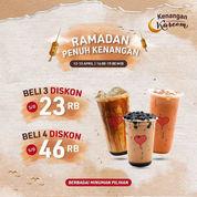 Kopi Kenangan Spesial Ramadhan (29915100) di Kota Jakarta Selatan