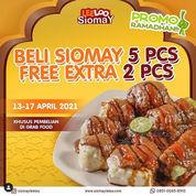 Siomay Leeloo Beli 5 gratis 2 (29916116) di Kota Jakarta Selatan