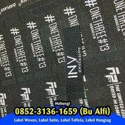 PRODUSEN 085231361659 Cetak Label Baju Ciamis (29921377) di Kab. Ciamis