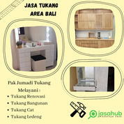 Jasa Tukang Bangunan Area Bali (29921512) di Kota Denpasar