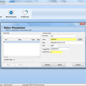 Software Aplikasi Kasir Klinik TheApotek Murah (29923321) di Kab. Lombok Timur
