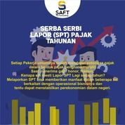 Jasa Lapor SPT Tahunan Pribadi & Badan, PKP, Termurah & Berpengalaman Di Solo (29925402) di Kota Surakarta
