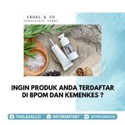 BPOM DAN KEMENKES (29925462) di Kota Jakarta Selatan
