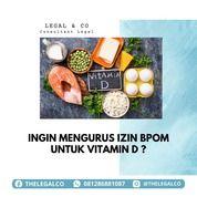 VITAMIN D BPOM I JASA (29925477) di Kota Jakarta Selatan