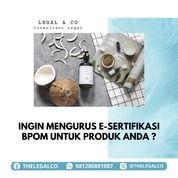 E-SERTIFIKASI BPOM (29925806) di Kota Jakarta Selatan