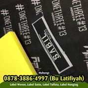 Pesan Label Baju Kendal 087838864997 (WA) (29926978) di Kab. Sleman