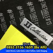 TERPERCAYA 085231361659 Cetak Label Baju Parigi Pangandaran (29926999) di Kab. Pangandaran