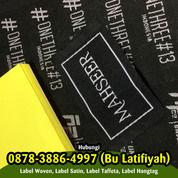 Pesan Label Baju Kebumen 087838864997 (WA) (29927012) di Kab. Sleman