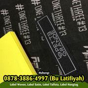 Pesan Label Baju Jepara 087838864997 (WA) (29927029) di Kab. Sleman