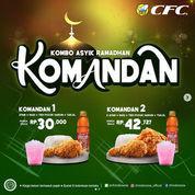 CFC Kombo Asyik Ramadhan (29927045) di Kota Jakarta Selatan