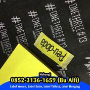 Bu Alfi 085231361659 Cetak Label Baju Sumedang (29927056) di Kab. Sumedang