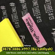 Pesan Label Baju Magelang 087838864997 (WA) (29927139) di Kab. Sleman
