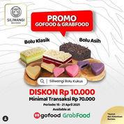 Promo Siliwangi Bolu Kukus (29927439) di Kota Bandung