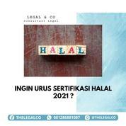 SERTIFIKASI HALAL 2021 (29930585) di Kota Jakarta Selatan