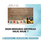 SERTIFIKASI HALAL WAJIB (29930714) di Kota Jakarta Selatan