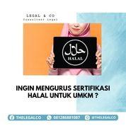 SERTIFIKASI HALAL UNTUK UKM (29930879) di Kota Jakarta Selatan